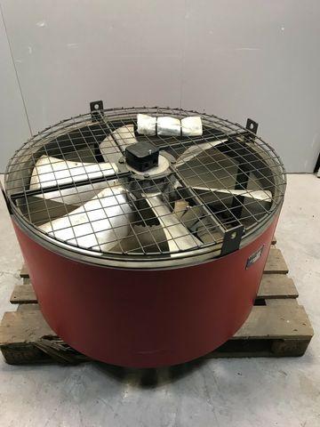 NEU Hallenheizung Karch Dekajet 144 kW, 124000m³  Decken Heizung Lufterhitzer WW – Bild 1