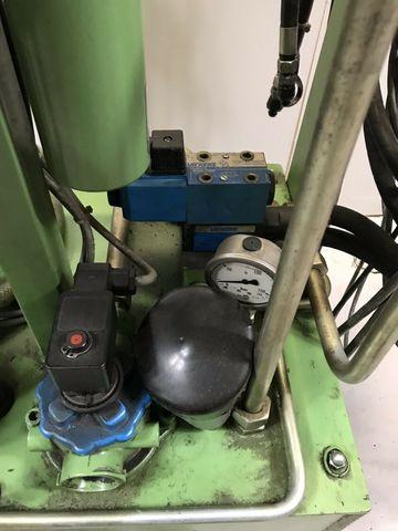 Hydraulikaggregat mobil Hydraulik m. Kühlung Spülung – Bild 9