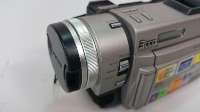 Sony DCR-TRV900E MiniDV Digital Video Camcorder Handycam LCD Display – Bild 5