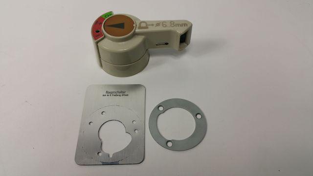 Klöckner Moeller H6 Handantrieb grau für Leistungsschalter Handgriff – Bild 1