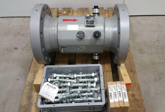 Elster SM-RI-X-E G1600 Turbinenradgaszähler Mengengaszähler Volumeter Gaszähler – Bild 1