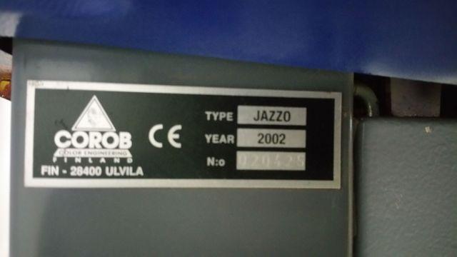 Corob Jazzo Farbmischmaschine Farbmischanlage Lackmischer Rütteltisch  – Bild 5