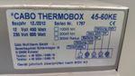 Cabo Thermobox 45-60KE Warmhaltebox für Fahrzeuge Isolierbox Transportbox 12V Bild 2
