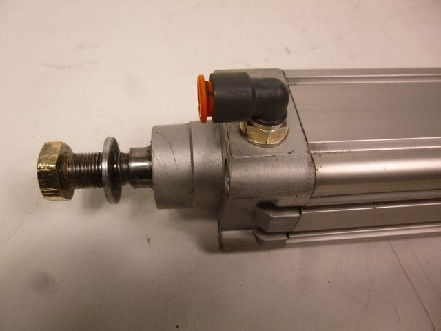 Festo DNC-50-400-PPV 163393 WN08 Normzylinder Pneumatischer Zylinder – Bild 4