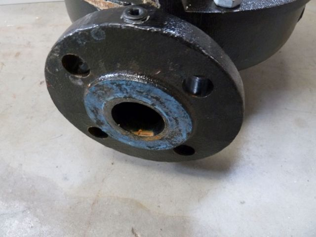 Grundfos LM 40-200/205 A-F-A-BUBE Umwälzpumpe Heizungspumpe 0,75 kW 8 m³/h – Bild 4