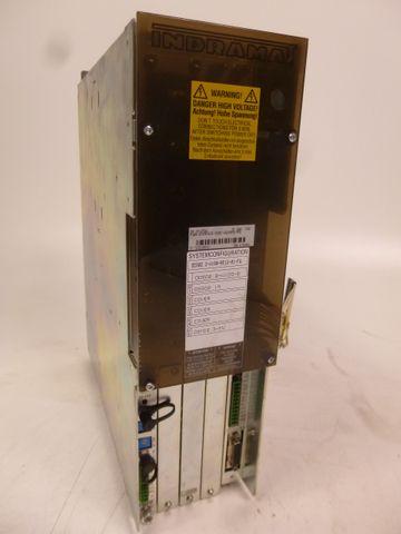 Indramat DDS02.2-W100-BE12-01-FW Digital AC-Servo Controller Servoregler 100A – Bild 1