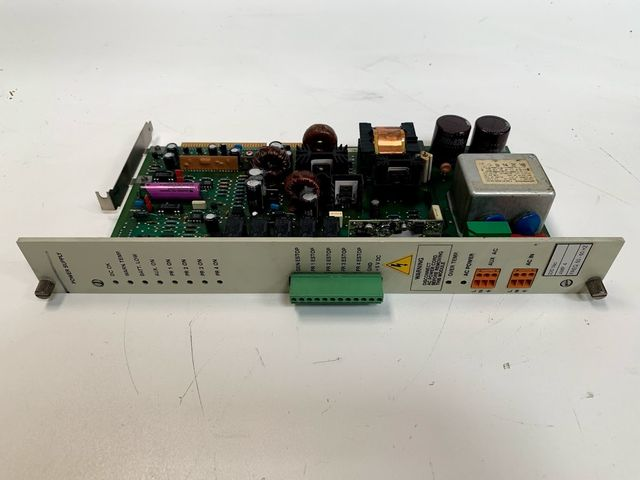 Osai OS8095P Power Supply 290520E Steckkarte CNC Control – Bild 1