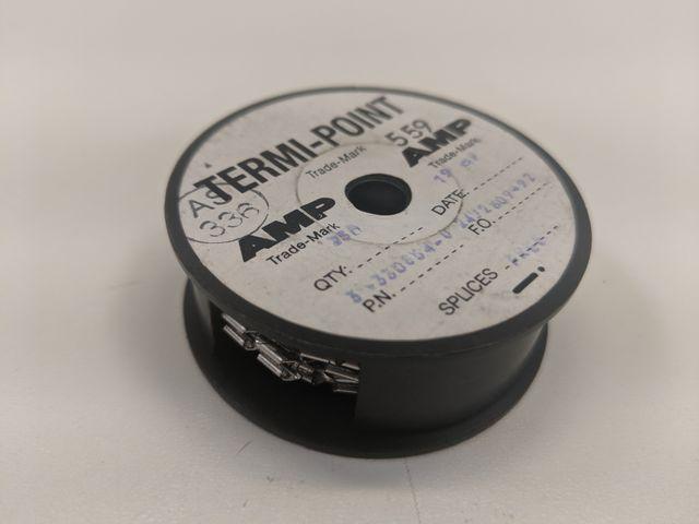 AMP Termi Point Pistole Zubehör - Clips Splices 3-330854-0 AS336/559 - 250 Stück – Bild 1