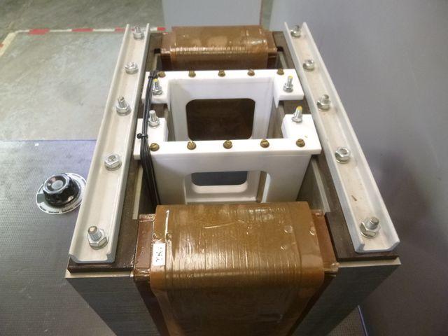 Betschart Swiss Trafo Kernprüfanlage KPA 15 Trenntrafo Testkern Prüfanlage – Bild 9