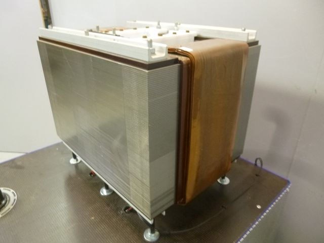 Betschart Swiss Trafo Kernprüfanlage KPA 15 Trenntrafo Testkern Prüfanlage – Bild 8