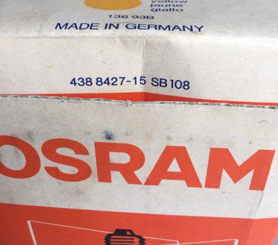 OSRAM CONCENTRA YELLOW FLOOD E27 Strahler Glühlampe farbig Leuchtmittel – Bild 6