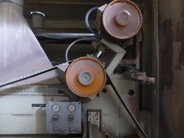 Heesemann KSM 8 Breitbandschleifmaschine BandschleifmaschineSchleifmaschine  – Bild 5