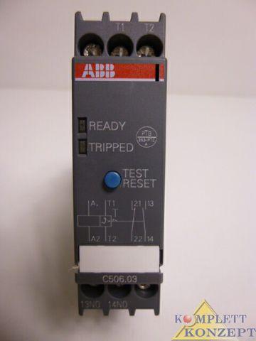 ABB 1SAR600111R0006 Thermistor Motorschutz 1S+1Ö monostabil 110/230VAC NEU – Bild 6