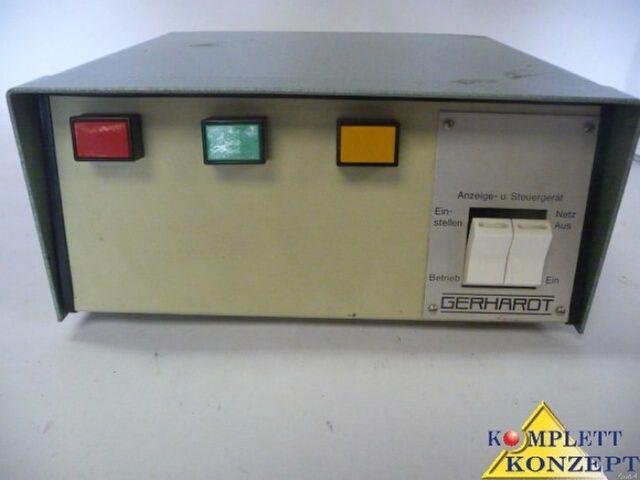 Gerhardt Messmaschinenbau E-42.61 Anzeigegerät Steuergerät – Bild 2