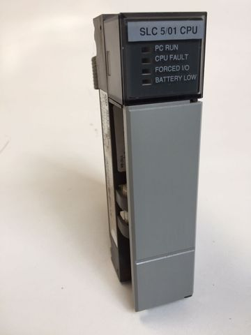 Allen-Bradley 1747-L511 SLC 5/01 Processor Unit Series B – Bild 1