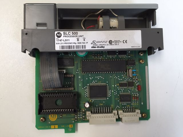 Allen-Bradley 1747-L511 SLC 5/01 Processor Unit Series B – Bild 5