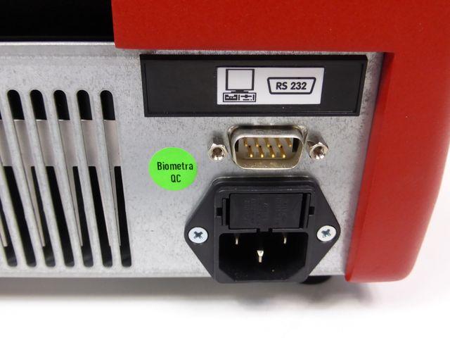 Biometra T-Personal 48 Thermocycler Thermoblock Heizgerät 48 x 0,2 ml Röhrchen – Bild 9