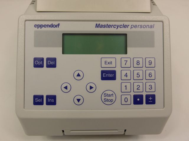 Eppendorf Mastercycler personal Thermocycler Thermoblock 5332 – Bild 3
