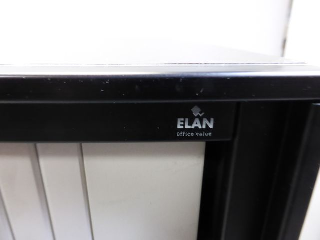 Elan Rolladenschrank Rolloschrank Jalousieschrank Büroschrank 110x120x40cm – Bild 4