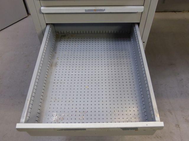 Lista Arbeitsplatz Werkbank Arbeitstisch 4 cm Duropal Arbeitsplatte 200x80cm – Bild 9
