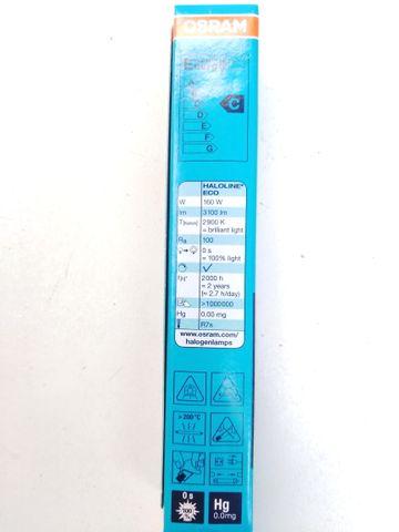 6x Osram 64698 Haloline Eco ES 160W R7s - 114mm – Bild 4