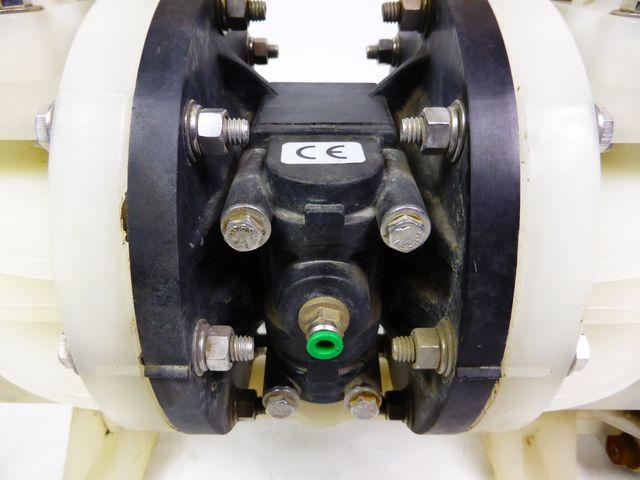"Lutz Druckluft Doppelmembranpumpe Membranpumpe 1""PPE 5702+100 – Bild 6"