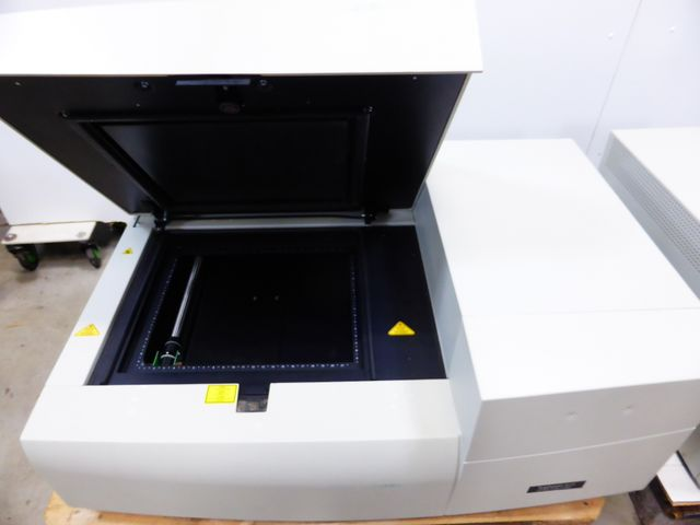 Amersham Biosciences GE Typhoon 9410 Molecular Scanner + Blue Laser Module – Bild 3