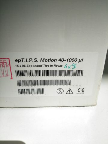 epT.I.P.S. Motion pipette tips, Pipettenspitzen, PCR clean, 1000 µL, 864 Tips (6 Racks) – Bild 3