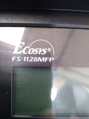 Kyocera Ecosys FS-1128 MFP Laserdrucker Scanner FAX, USB, LAN, DUPLEXDRUCK – Bild 4