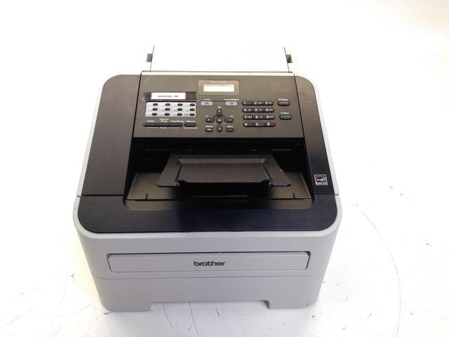 Brother FAX-2840 Laserdrucker Laserfax Multifunktionsgerät – Bild 1