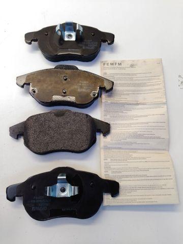 Hella Pagid Bremse Vorne 355009311 Bremsbeläge Für Opel – Bild 1