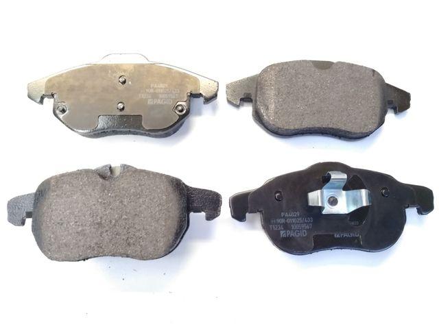 Hella Pagid Front Brake Pads 355009311 Bremsbeläge – Bild 2