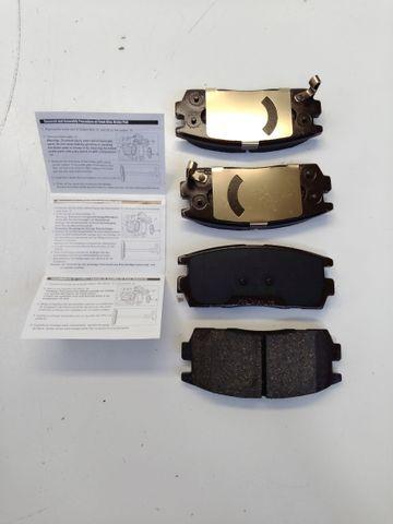 GM Brake Pads Opel Bremsbelege 96626076 Set Bremsen Bremse – Bild 1