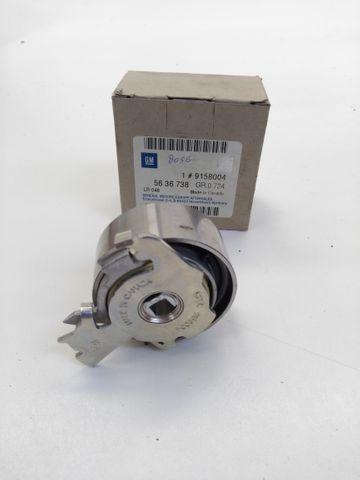 General Motors GM 9158004 Original Opel  Spannrolle für Zahnriemen Riemenspanner – Bild 1