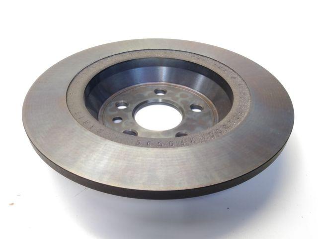 2x Ford Kuga Mondeo Brake Discs MEGG9J 2A315AA Bremsscheiben Bremsen – Bild 1