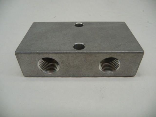 Riegler Verteilerleiste VT 15202 aus Aluminium – Bild 1