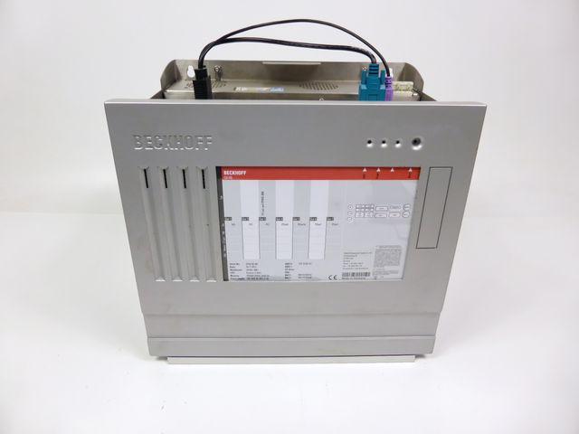 Beckhoff C6140 Schaltschrank Industrie PC + CP-Link Karte CP9035 Vamp8pci  – Bild 1