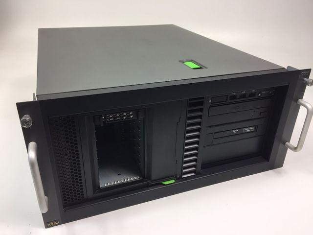 Server Fujitsu TX 200 S5 XEON CPU E5520 2.26 GHz 18 GB RAM ohne HDD – Bild 1