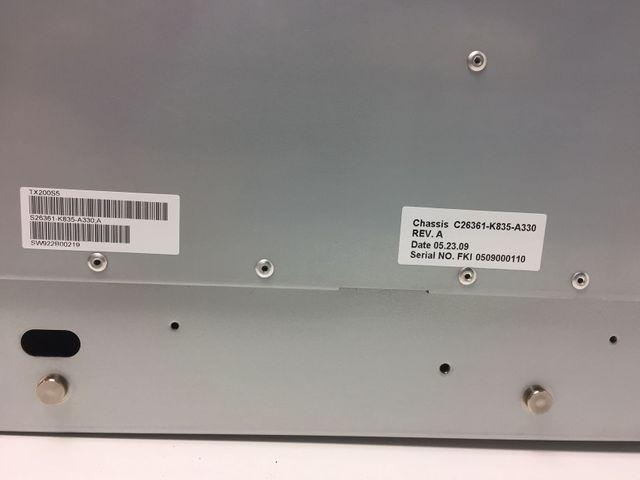 Server Fujitsu TX 200 S5 XEON CPU E5520 2.26 GHz 18 GB RAM ohne HDD – Bild 13