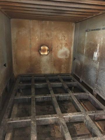 Glasbeek Finish Gas Kammerofen G.11.01 Brennofen Härteofen Ofen 200°C 54kW – Bild 9