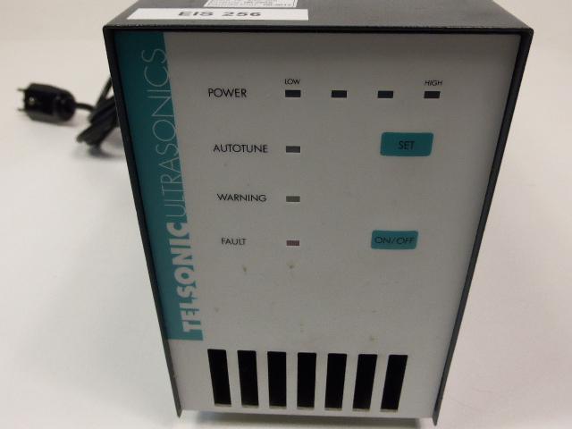 Telesonic Ultrasonic ECO 4008 Ultraschallnetzteil Freq. 40kHz 800W – Bild 2