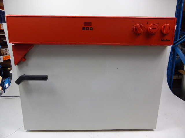 Binder FD 115 Wärmeschrank 300°C, 116 l, Umluft Trockenschrank  – Bild 1