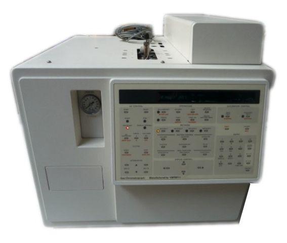 Varian 3400 Gaschromatograph Chromatograph
