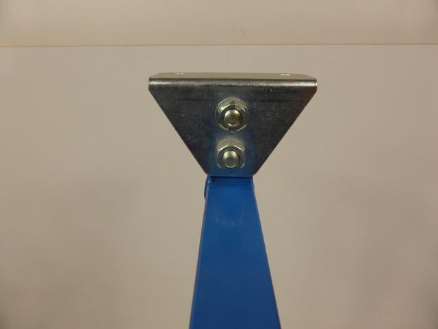 Ständer für Rollenbahn Förderbandständer Rollenbahnständer Füsse Rahmen 38 cm – Bild 6
