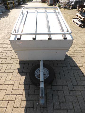Saris XLG Speedy PKW Anhänger Kastenanhänger 400kg ohne Papiere – Bild 4