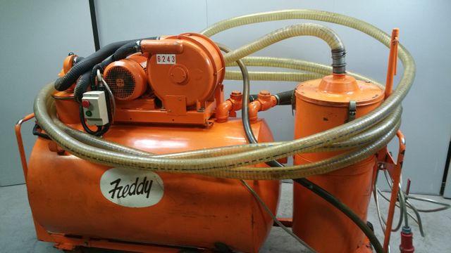 Freddy Mark V Kühlmittelrecycling-Staubsauger Flüssigkeitssauger Ölabsauger  – Bild 9
