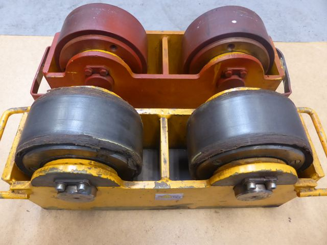 Schweißrotator zum Rohrschweißen Schweißpositionierer Schweißvorrichtung E  – Bild 1