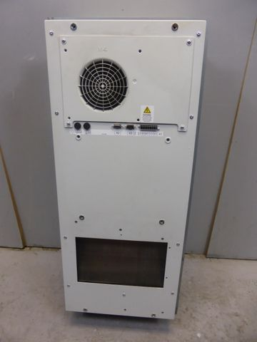 Rittal SK 3305540 Schaltschrank Kühlgerät Klimagerät 600m³/h, 400 V AC, 1500W – Bild 6