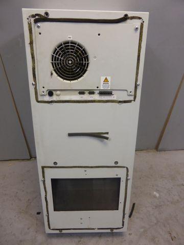 Rittal SK 3304100 Schaltschrank Kühlgerät Klimagerät 600 m³/h, 230 V AC, 1000W  – Bild 6