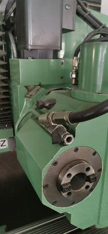 FPT LEM 2,5 EX CNC Bettfräsmaschine Fräse Metallfräse Fräsmaschine – Bild 13